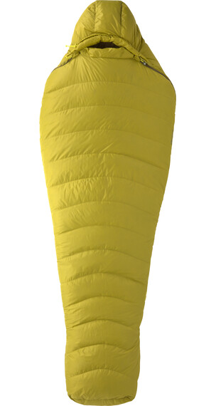 Marmot Hydrogen Sleeping Bag Long Dark Citron/Olive